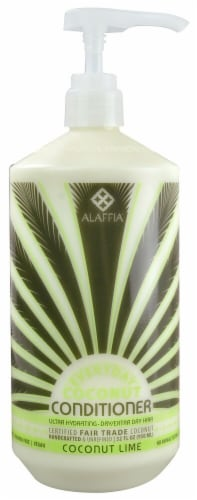 Alaffia  Everyday Coconut Ultra Hydrating Conditioner Perspective: front