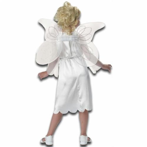 Costumes For All Occasions MR157003 Wings Child Angel Perspective: front