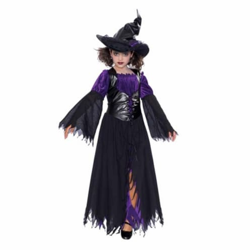 Costumes For All Occasions MR143043 Spellcaster Child Large Perspective: front