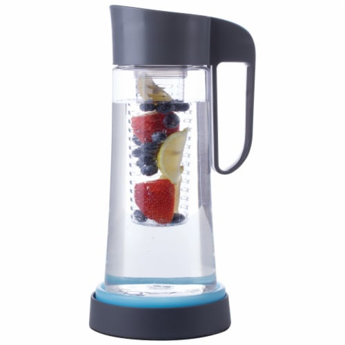 Wyndham House Fruit Infusion Pitcher Holds 60 Ounces Perspective: front