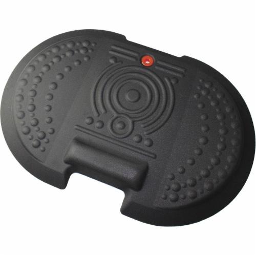 AFS-TEX System 4000X Active Anti Fatigue Comfort Mat Black Perspective: front