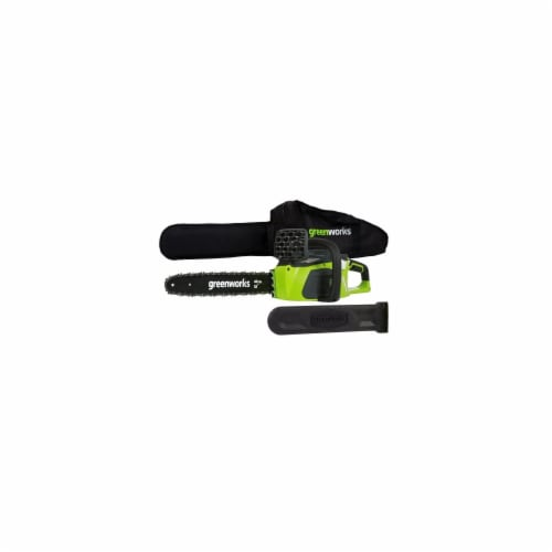 Greenworks  20322 40V Gmax Digipro Brushless Chainsaw Perspective: front