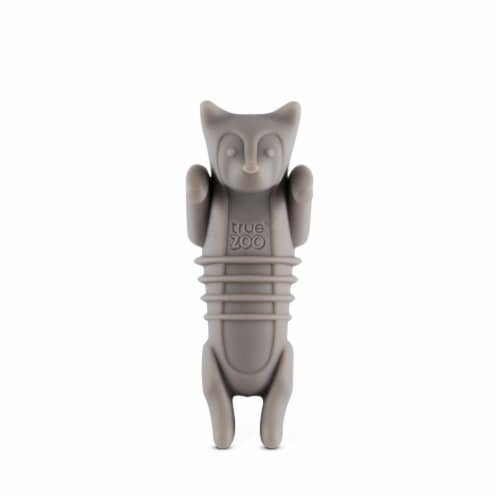 Cat Bottle Stopper by TrueZoo Perspective: front