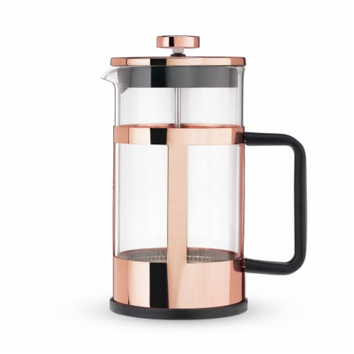 True Fabrications Press Pot - Piper Rose Gold Perspective: front