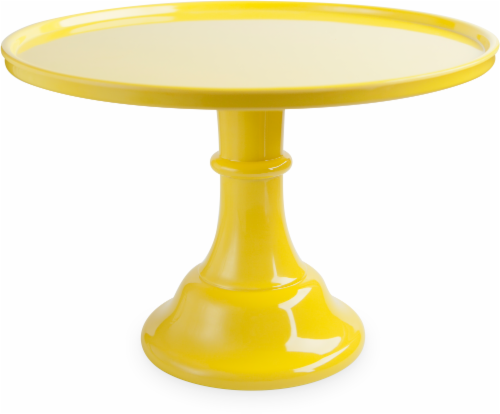Cakewalk™ Melamine Cake Stand Perspective: front