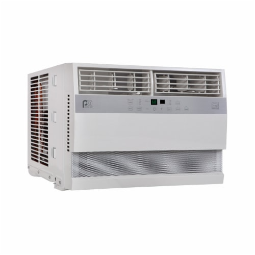 Perfect Aire 4595898 15.5 x 23 in. 10000 BTU Window Air Conditioner - 550 sq. ft. Perspective: front