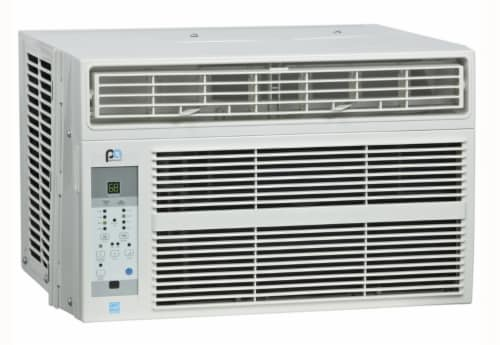 Perfect Aire 6000 BTU 250 Sq. Ft. Window Air Conditioner 5PAC6000 Perspective: front