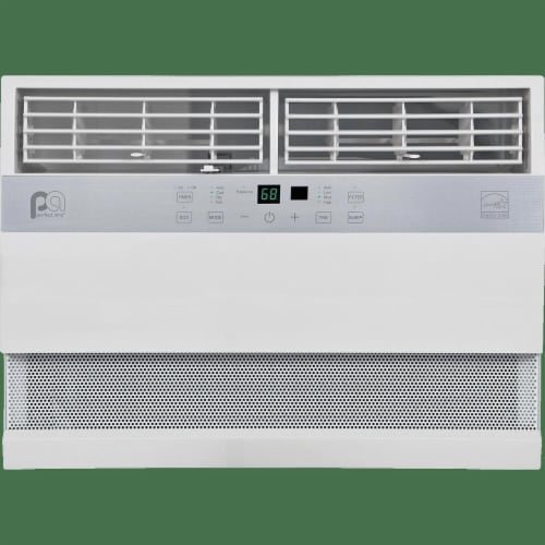 Perfect Aire 12,000 BTU 550 Sq. Ft. Window Air Conditioner 6PAC12000 Perspective: front