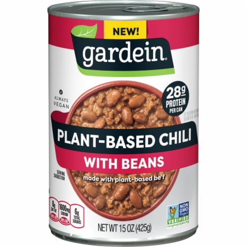 Gardein Plant-Based Chili With Beans Perspective: front