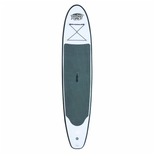 Bestway Inflatable Hydro-Force Wave Edge 122 Inch Stand Up Paddle Board (2 Pack) Perspective: front