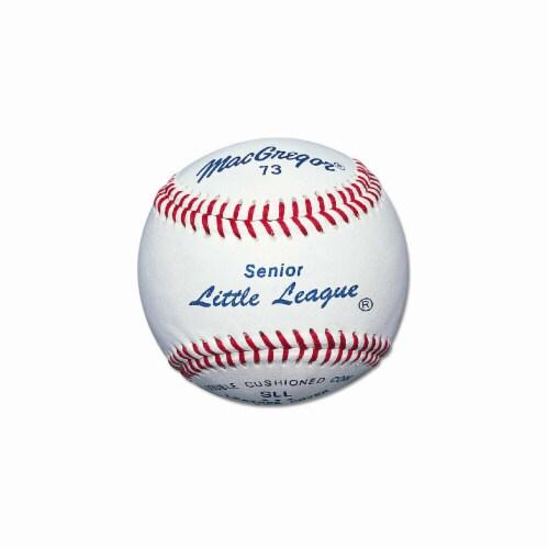 MacGregor MCB73CXX #73C Senior Little League® Baseball Perspective: front