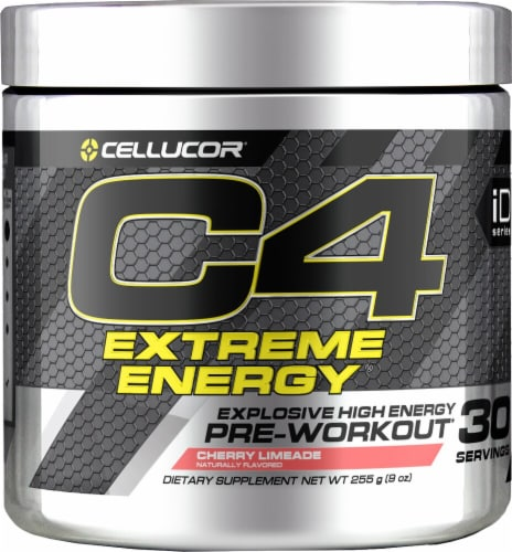 Cellucor  C4 Extreme Energy™ Pre-Workout   Cherry Limeade Perspective: front