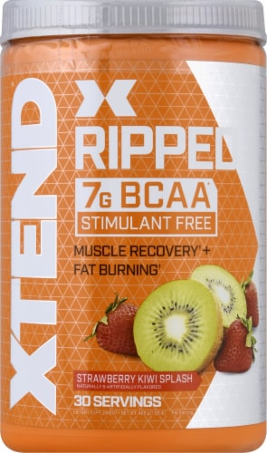Scivation  XTEND Ripped Strawberry Kiwi Perspective: front