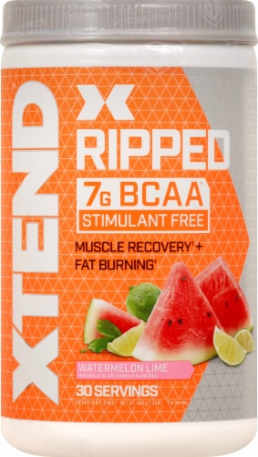 Scivation  XTEND® Ripped   Watermelon Lime Perspective: front