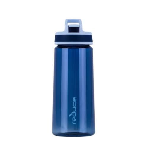 Reduce Axis Bottle - Blue Perspective: front