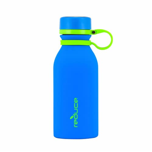 Reduce Hydro Pro Bottle - Blue Perspective: front