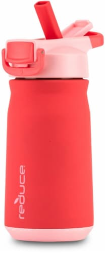 Reduce Hydrate Pro Water Bottle - Bubble Gum Perspective: front