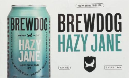 BrewDog Hazy Jane IPA Perspective: front