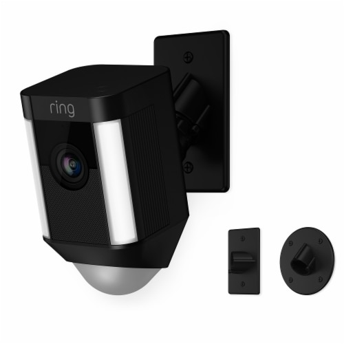 Ring™ Spotlight Camera Mount - Black Perspective: front