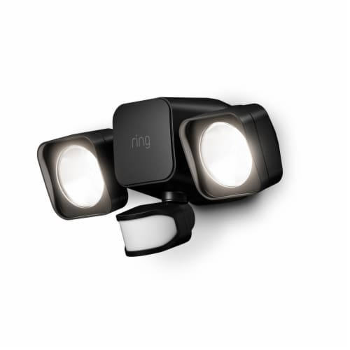 Ring™ Smart Lighting Battery Floodlight - Black Perspective: front