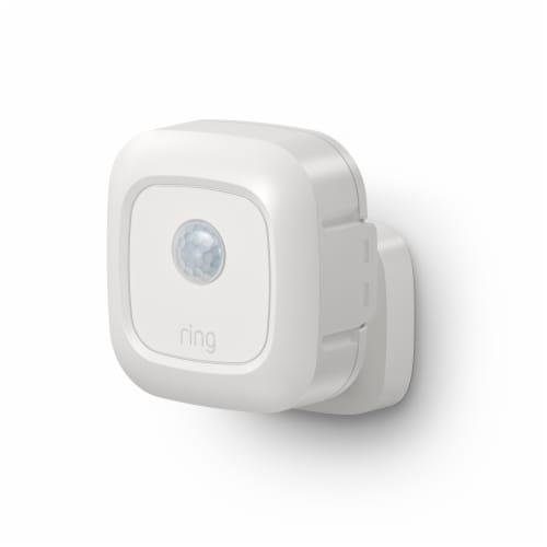 Ring™ Smart Lighting Battery Motion Sensor - White Perspective: front
