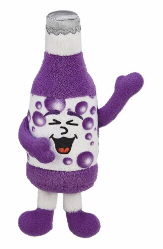 Whiffer Sniffer Izzy Sodalicious Grape Soda Scented Super Sniffer Perspective: front