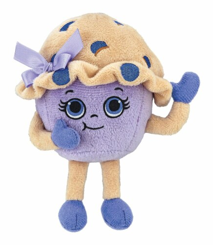 Whiffer Sniffer Missy Muffintop Scented Super Sniffer Plush Perspective: front