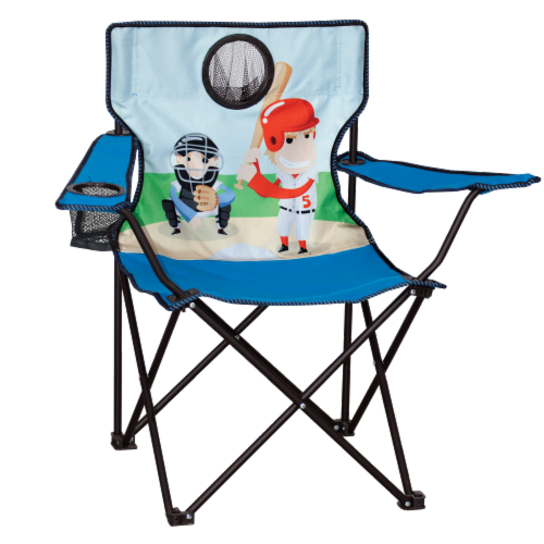 Kings River Youth Baseball Game Chair Perspective: front