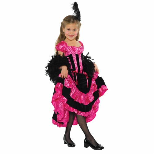 Morris Costumes UR27574LG Can Child Costume, Large 10-12 Perspective: front