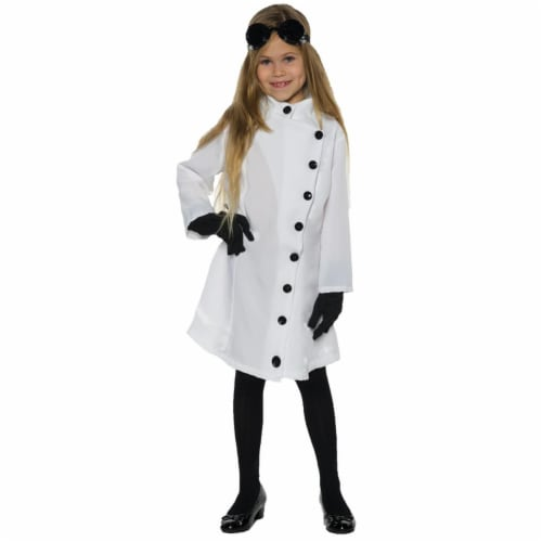 Morris Costumes UR27593MD Mad Science Child Costume, Medium 6-8 Perspective: front