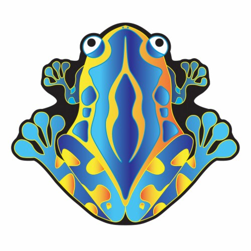 X Kites® Frog MicroKite Perspective: front