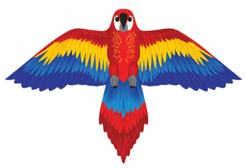 X Kites® Macaw MicroKite Perspective: front