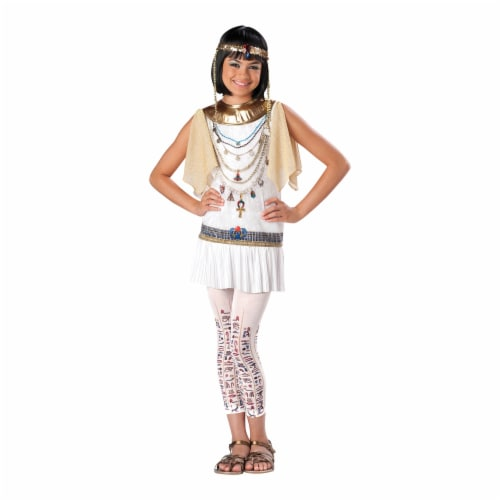 Costumes For All Occasions IC18023SM Cleo Cutie 2b Teen 8-10 Perspective: front