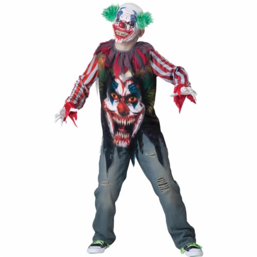 Morris Costumes IC17045XSM Child Big Top Terror, Extra Small 6 Perspective: front
