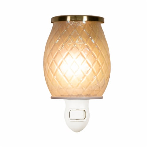 Oak & Rye Crystalette Mini Warmer Perspective: front