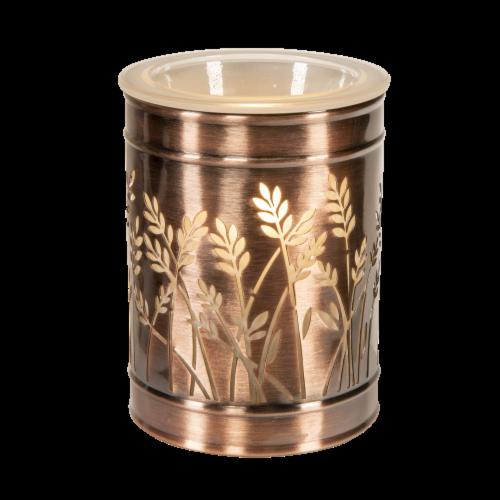 Oak & Rye™ Wax Warmer - Golden Fields Perspective: front