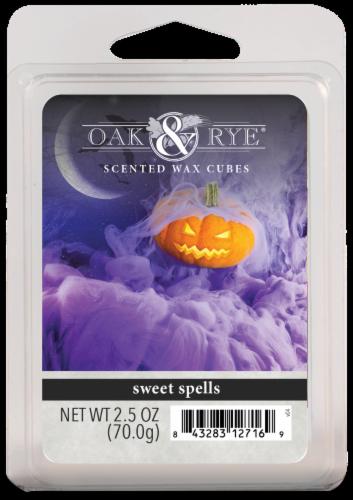 Oak & Rye® Sweet Spells Scented Wax Cubes Perspective: front