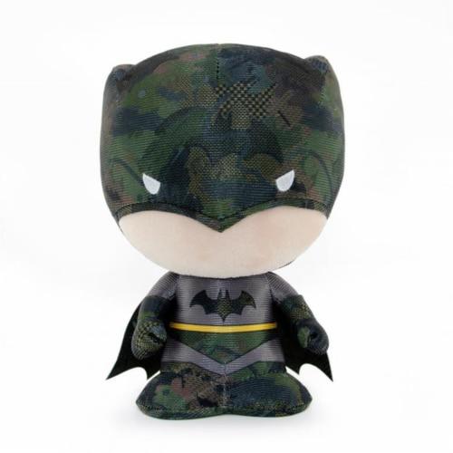 YuMe Toys Batman Chibi Camo Plush Figure Perspective: front