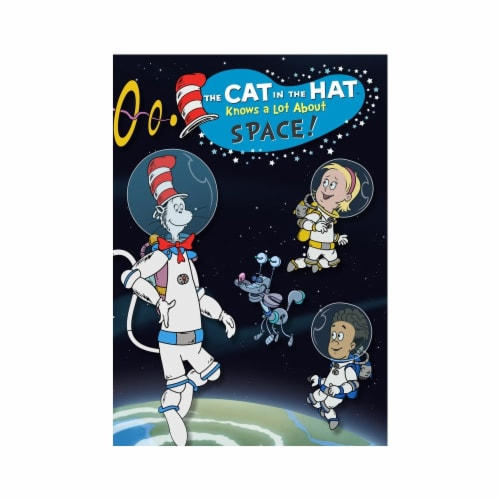 Cat in the Hat Knows A Lot About Space Perspective: front