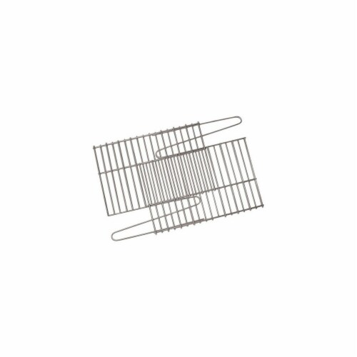 Grill Mark 91250A Universal Fit Lava Rock Grate Perspective: front