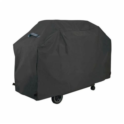 Grill Mark 50557A 56 x 21 x 40 in. Premium Grill Cover Perspective: front