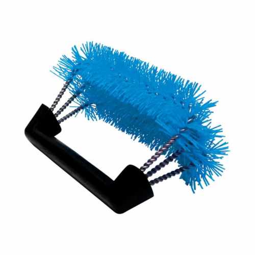 Grill Mark 8533697 Steel BBQ Grill Brush Perspective: front
