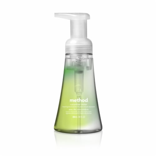 Method Cucumber Water Hand Soap Perspective: front