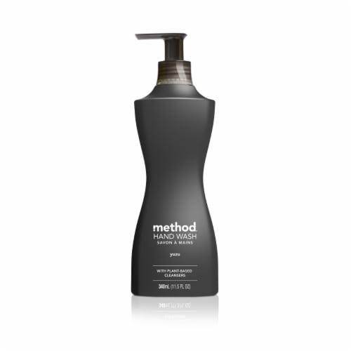 Method Yuzu Hand Soap Perspective: front