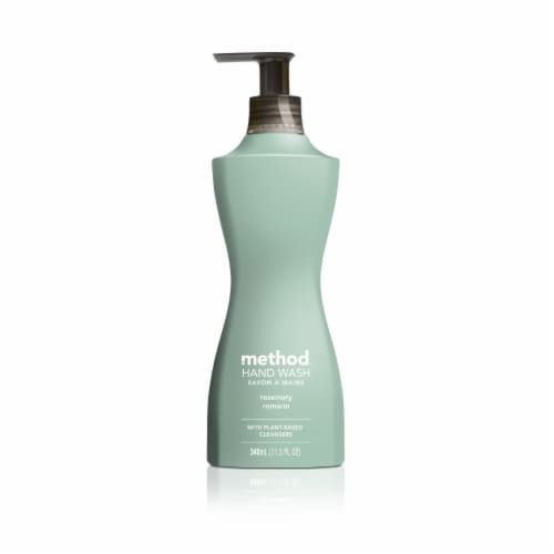 Method Rosemary Hand Soap Perspective: front