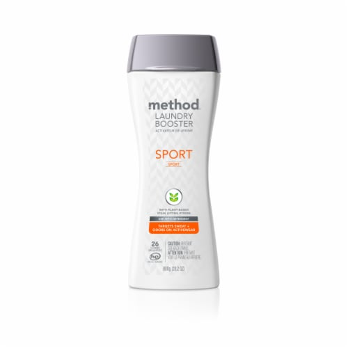 Method Sport Laundry Booster Perspective: front