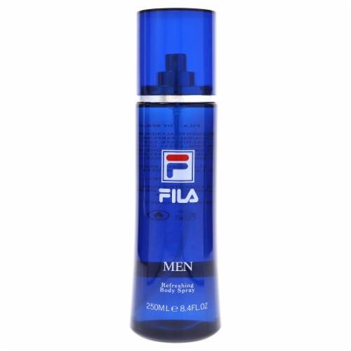 Fila Men Refreshing Body Spray 8.4 oz Perspective: front