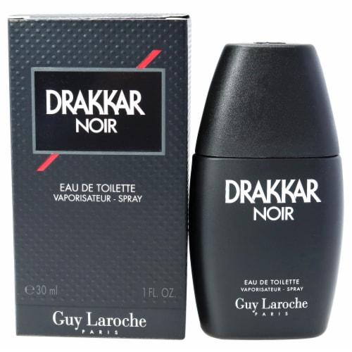 Guy Laroche Drakkar Noir EDT Spray 1 oz Perspective: front