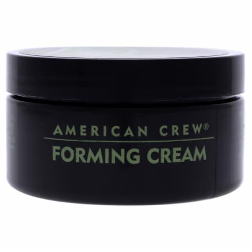 Forming Cream by American Crew for Men - 3 oz Cream Perspective: front