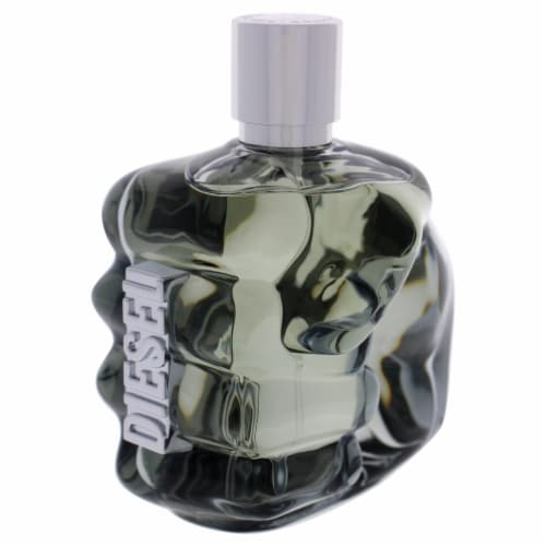 Diesel Diesel Only The Brave EDT Spray (Tester) 4.2 oz Perspective: front